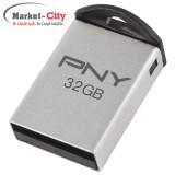 PNY Micro M2 Attache Flash Memory - 32GB