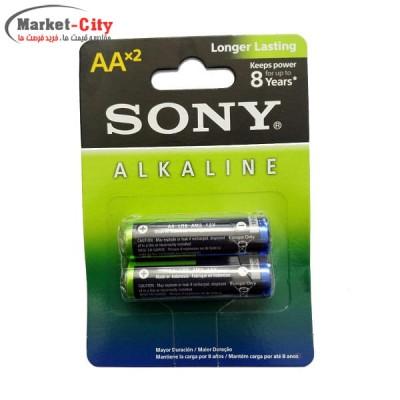 باتري قلمی آلکالاين سوني AM3 LR6