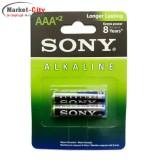 باتري نیم قلمی آلکالاين سوني AM4 LR03