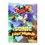 بازی Sonic Lost World برای کامپیوتر