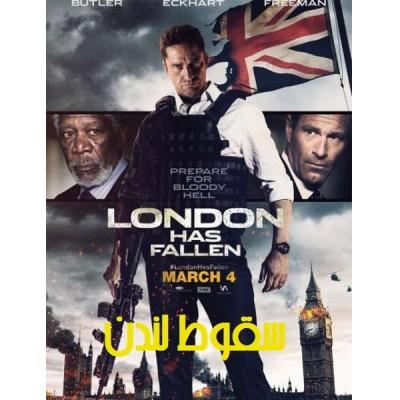 فیلم خارجی سقوط لندن