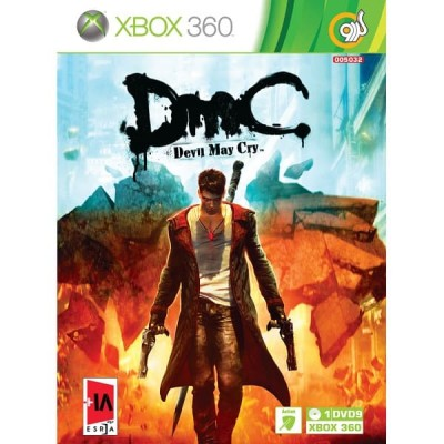 Devil May Cry Enhesari XBOX 360