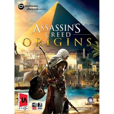 بازی Assassin's Creed Origins PC
