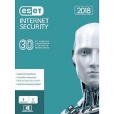 Eset Internet Security 2018 2 User + 1 Mobile