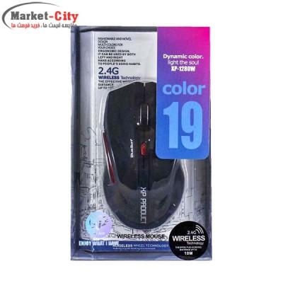 ماوس بی سیم 6 کلید XP-1280W