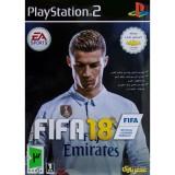 بازی Fifa 2018 برای کنسول PS2