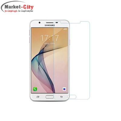 محافظ صفحه نمایش شیشه ای Galaxy J5 Prime