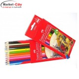 مداد رنگی 12 رنگ فابرکاستل