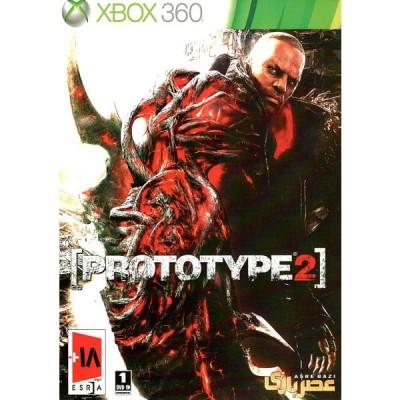 بازی ProtoType2 مخصوص Xbox 360