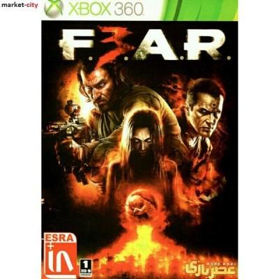 بازی F.E.A.R مخصوص Xbox 360
