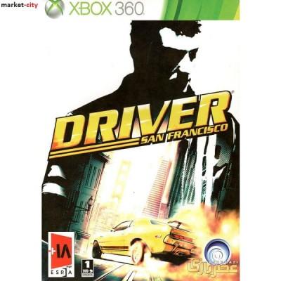 بازی Driver San Francisco مخصوص Xbox 360