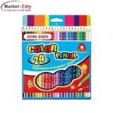 مداد رنگی 24 رنگJOHN SHEN