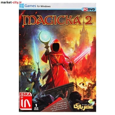 بازی MAGICKA 2 برای کامپیوتر