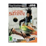 بازی فوتبال خیابانی کنسول PS2