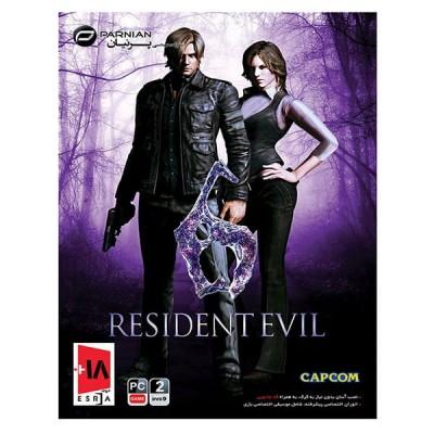بازی کامپیوتری Resident Evil 6