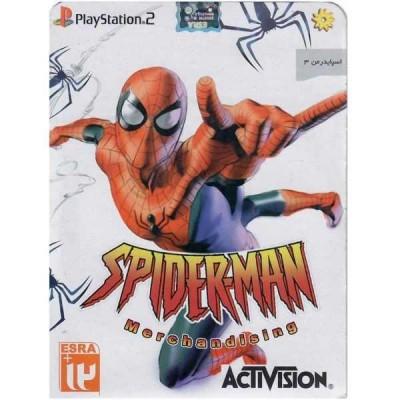 بازی Spider-Man 3 مخصوص PS2