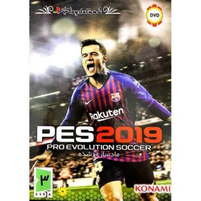 بازی PES 2019 مخصوص PS2