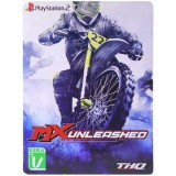 بازی MX UNLEASHED مخصوص PS2