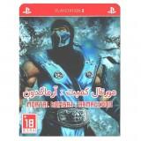 بازی Mortal Combat Armagedoon مخصوص PS2