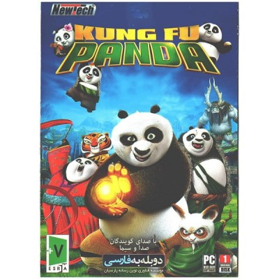 بازی کامپیوتری Kung Fu Panda دوبله فارسی