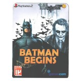 بازی Batman Begins مخصوص PS2