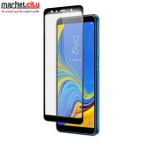 گلس فول چسب Samsung A7 2018