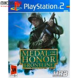 بازی Medal of Honor Frontline مخصوص PS2