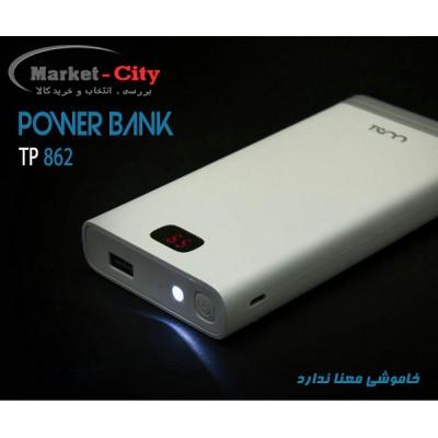 پاوربانک تسکو 15000mah مدل TP 862