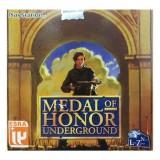 بازی Medal of Honor Underground مخصوص PS1