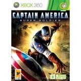 بازی Capitan America Super Soldier مخصوص Xbox 360