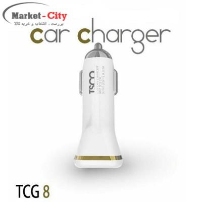 شارژر فندکی تسکو مدل TCG 8