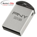 PNY Micro M2 Attache Flash Memory - 32GB