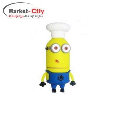فلش 16 گیگ عروسکی minnion مدل آشپز