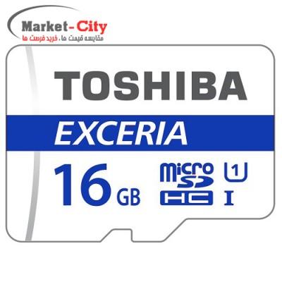 Toshiba EXCERIA M301 MicroSDHC 16GB Class10