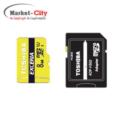 MicroSD Toshiba 8GB Class 10 u1